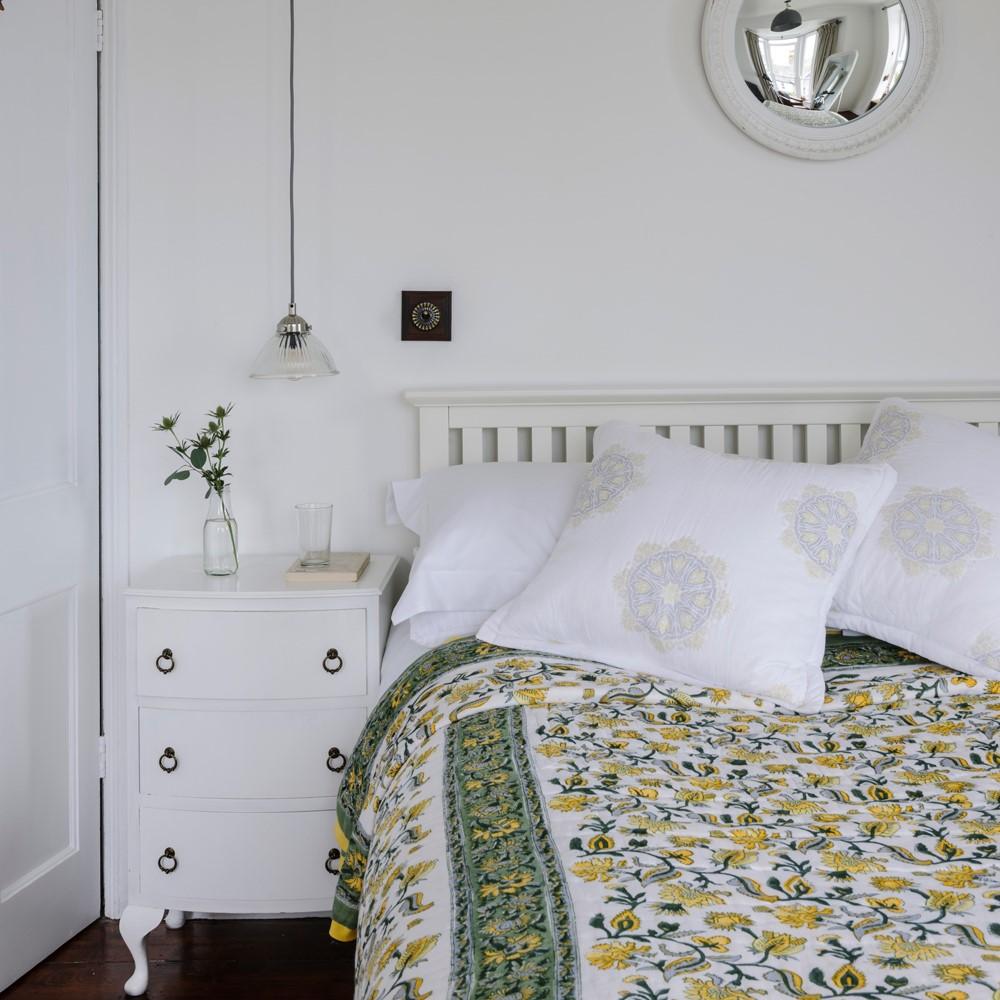 9 ایده برای اتاق خواب سفید