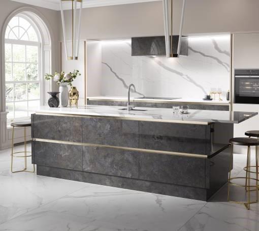 فضای جذاب و خوب در آشپزخانه