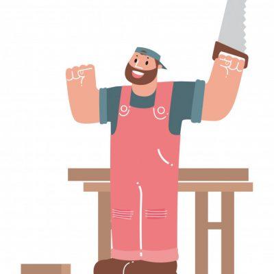cartoon-carpenter-vector_47570-40